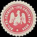 Siegelmarke K.Pr. Reserve-Infanterie Regiment No. 83 W0348280.jpg