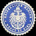 Siegelmarke Kaiserliche Marine Werft zu Kiel W0212070.jpg