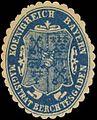 Siegelmarke Koenigreich Bayern Magistrat Berchtesgaden W0338107.jpg