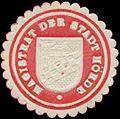 Siegelmarke Magistrat der Stadt Hörde W0355862.jpg