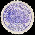 Siegelmarke Stadtgemeinde Eppingen W0229353.jpg