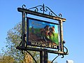 Sign for The Plough, Shalbourne - geograph.org.uk - 1014740.jpg