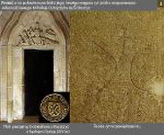 Polish heraldry - Proto-CoA of Ostoja