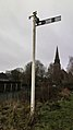 Signal Pole at Crown Street Halt.jpg