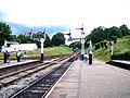 Signals at Horsted Keynes station - geograph.org.uk - 1395107.jpg