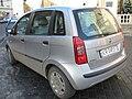 Silver Fiat Idea MultiJet in Kraków (3).jpg