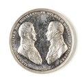Silvermedalj, 1813 - Skoklosters slott - 109306.tif