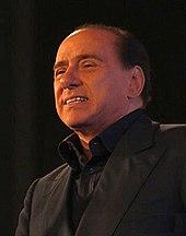 Silvio Berlusconi, leader della Casa delle Libertà