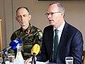 Simon Coveney, Minister of Defence.jpg