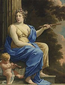 Simon Vouet - Euterpe, The Muse of music and lyric poetry.jpg