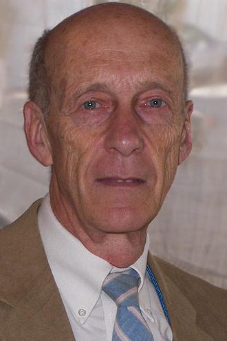 Simon LeVay - Simon LeVay at the 2010 Texas Book Festival