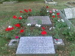 シモーヌ・ヴェイユの墓