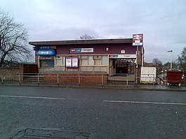 Singer railway station Kilbowie Road.jpg