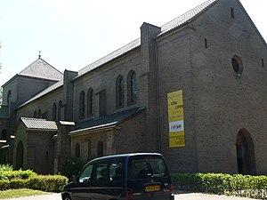 St. Paul's Abbey, Oosterhout - Abbey church