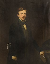 Sir Henry Mather Jackson (1831–1881), Whilst at Oxford by Thomas Henry Illidge.jpg