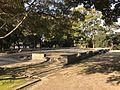 Site of Chamber of Empress Dowager Shoken in Hiroshima Castle.jpg