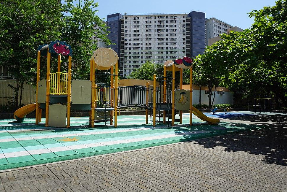 Siu On Court playground