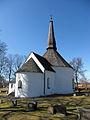 Skörstorps kyrka Absid Rundkyrka 3719.jpg