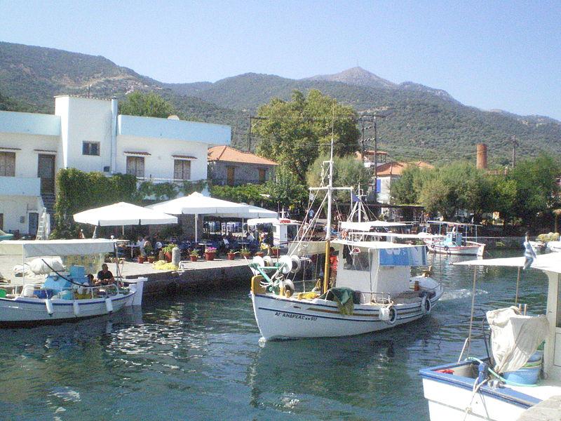 Αρχείο:Skala Sykameas, Lesbos.jpg
