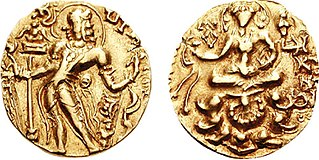 Gupta Emperor who ruled parts of Indian subcontinent from c. 455 to c. 467 CE