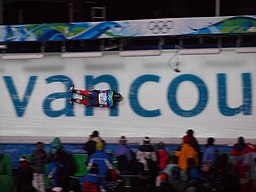 Skeleton olympic games 2010
