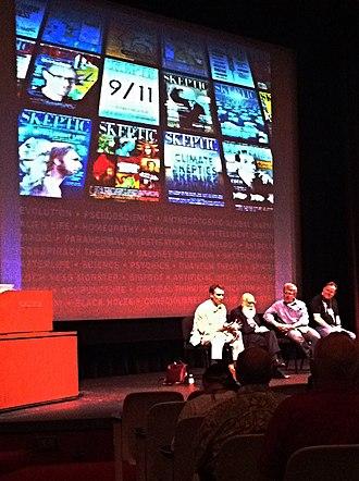 The Skeptics Society - Symposium Panel, 2011