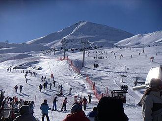 Boí Taüll Resort - Image: Ski resort Boí Taüll