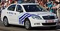 Skoda Octavia de la zone de police Mariemont.JPG