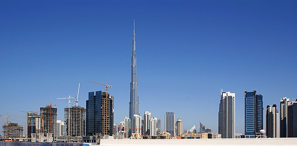 Burj Khalifa Wikikids