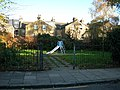 Slide in a Recreation Area, Corrance Road, SW2 - geograph.org.uk - 617625.jpg