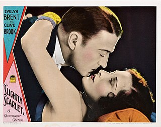 <i>Slightly Scarlet</i> (1930 film) 1930 film