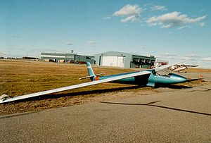 Slingsby Aviation - Slingsby Dart 17R sailplane