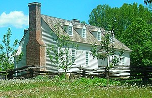 Smithfield (Blacksburg, Virginia) - Smithfield Plantation