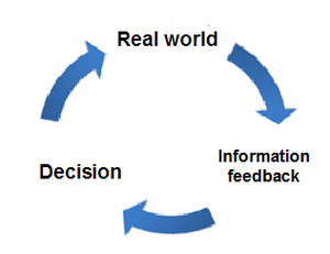 Mental model - Feedback process