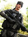 Snake (Metal Gear Solid 4) - Lucca Cosplay 2008.jpg