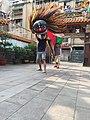 Snapshot, Taipei, Taiwan, 台北大龍峒金獅團, 樹人書院文昌祠, 隨拍, 台北, 台灣 (18802084743).jpg