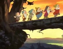 Archivo:Snow White and the Seven Dwarfs (Original Theatrical Trailer 2) 1937 (La Blancaneu).ogv