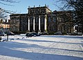 Snow at The Union Theological College - geograph.org.uk - 1659848.jpg