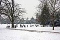 Snowball Fights in Victoria Park - geograph.org.uk - 1144005.jpg