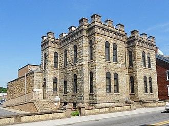 Middleburg, Pennsylvania - Snyder County Prison