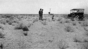 National Cooperative Soil Survey - From a Report of Bureau of Soils, U.S. Department of Agriculture, 1923.