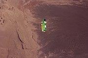 Solar Evaporation Ponds, Atacama Desert