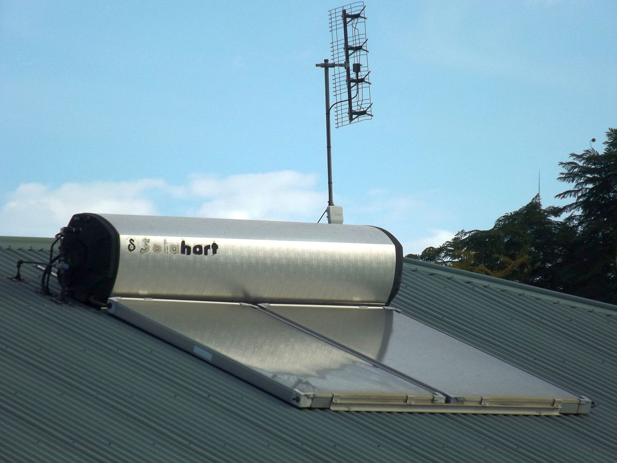 Solar Hot Water In Australia Wikipedia