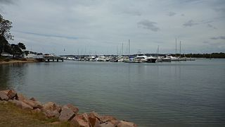Soldiers Point, New South Wales Suburb of Port Stephens Council, New South Wales, Australia
