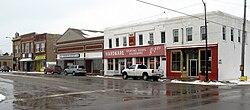 Downtown Solon, Iowa