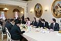 Solvita Āboltiņa tiekas ar Gruzijas ārlietu ministri (8379013821).jpg
