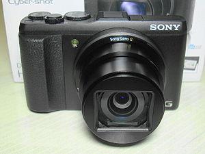 Sony Cyber-shot DSC-HX50 - Image: Sony Cyber shot DSC HX50V02