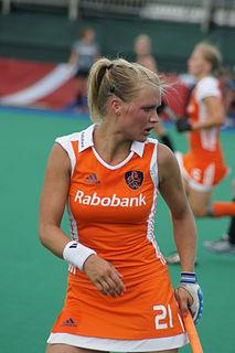 Sophie Polkamp field hockey player