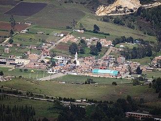 Soracá - Image: Soraca detalle