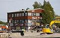 Sosiaalikeskus Satama social center in Verkkosaari, Helsinki, 2011.jpg